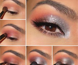 The Best Glitter Makeup Ideas For New Year's Eve - fashionsy.com