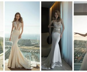 Gorgeous Wedding Dresses By Dany Mizrachi - fashionsy.com