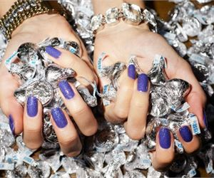 20 New Year's Eve Nail Designs - fashionsy.com